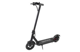 Denver SCO-85350, un scooter eléctrico de entrada que vale la pena