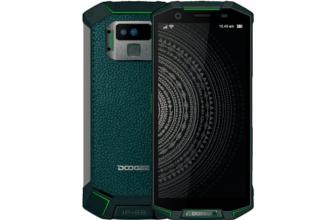 Doogee S70, el móvil rugerizado para jugar que estabas esperando