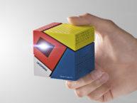 Doogee P1, un proyector en la palma de tu mano
