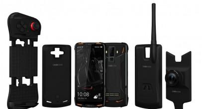 Doogee S90 el nuevo smartphone es una realidad y llega a Kickstarter