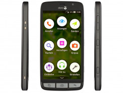 Doro Liberto 825, un móvil con pantalla HD ideal para adultos mayores