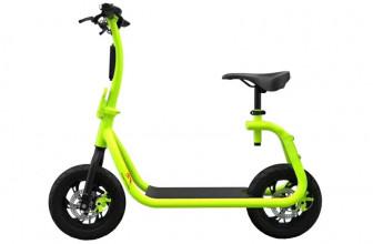 DoubleHunter C1, motocicleta eléctrica para adultos y adolescentes