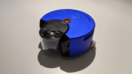 Dyson 360 Heurist, presentado el nuevo robot aspirador inteligente