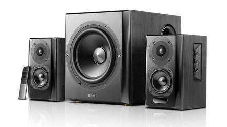 Edifier S351DB, un sistema de sonido 2.1 ideal para TV, PC y Smartphone