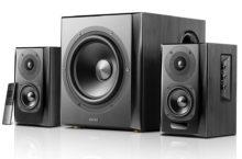 Edifier S351DB, un sistema de sonido 2.1 ideal para TV, PC y Smartphone