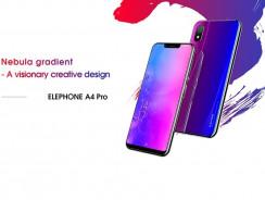 ELEPHONE A4 Pro, priorizando el diseño en un gama media