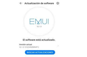 EMUI 10.1.0.121: llega una nueva actualización para el Huawei P40 Pro