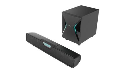 Edifier G7000, barra de sonido + subwoofer con mucho estilo