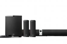 Edifier S90HD, un sistema de sonido para tener el cine en casa