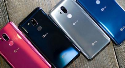 El LG G8 se anunciaría en el MWC 2019 con tecnologíaCrystalSound