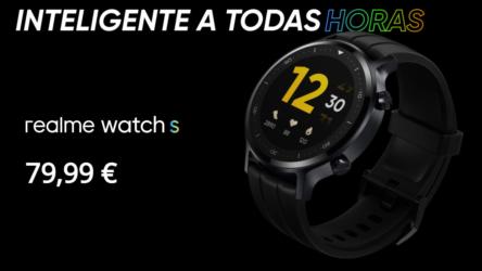 El Realme Watch S ya está disponible en España con nuevas funciones