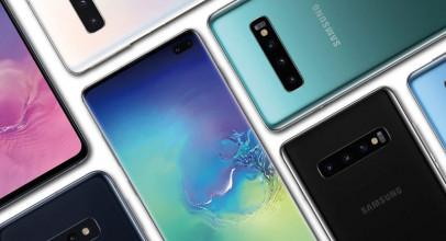 El Samsung Galaxy S10+ se muestra completamente en vídeo