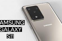 El Samsung Galaxy S11 se deja ver en nuevos renders conceptuales