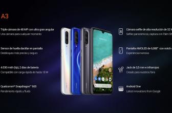 El Xiaomi Mi A3 llega a España, AndroidOney calidad imbatible
