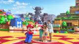 El parque Super NintendoWorldse muestra al público por primera vez