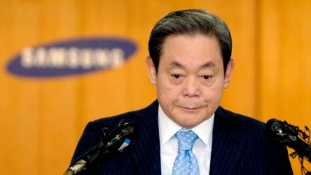 Muere Lee Kun-hee, presidente de Samsung, a los 78 años de edad