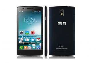 Elephone G5: una Phablet de rendimiento aceptable a precio de saldo.