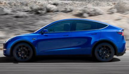 Elon Musk revela al esperadísimo TeslaModelY, el SUV más económico