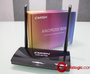 Emish X800, probamos este Android TV con 4K