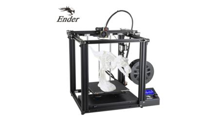 Creality Ender 5, una impresora que sigue valiendo la pena en pleno 2020