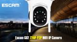 Escam G02, análisis de esta webcam con visión nocturna