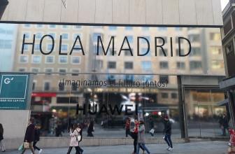 Espacios Huawei en Madrid y Barcelona: ¿qué sabemos sobre ellos?