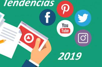 Estas serán las tendencias en redes sociales más importantes del 2019