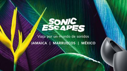 Experimenta Sonic Escapes de Huawei con losFreebudsPro