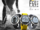 Sportwatch F69, el wearable definitivo para nadadores