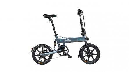 FIIDO D2S, bicicleta eléctrica compacta y ligera para la ciudad