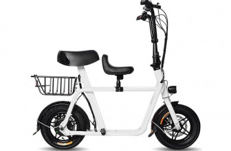FIIDO F1, características de una bicicleta eléctrica para toda la familia