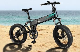 FIIDO M1 Pro, una bicicleta eléctrica potente y portátil