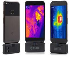 #CES2017: Cámara térmica FLIR ONE para móviles o tabletas