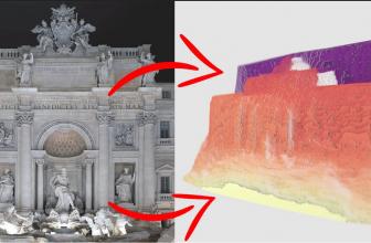Facebook permite convertir fotos 2D en imágenes 3D vía IA