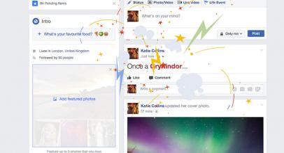 Hechizos de Harry Potter en Facebook, cómo lanzarlos