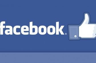Facebook beta para Android.