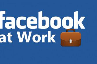 Facebook at Work, la red social en la oficina