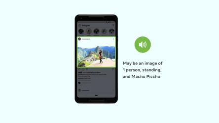 Facebook mejora su IA para describir fotos a personas con discapacidad visual