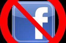 Facebook pone límites al contenido que se puede compartir
