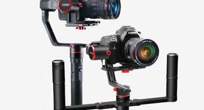 Feiyu A2000, un gimbal asequible para cámaras DSLR