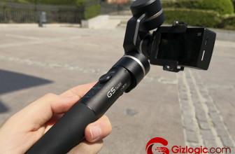 Feiyu G5, probamos este estabilizador para cámaras de acción