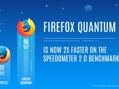 Firefox Quantum, más velocidad y menos consumo que Google Chrome