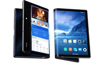FlexiPai: características del primer smartphone flexible del mundo