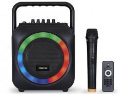 Fonestar BOX-35LED, un altavoz Bluetooth perfecto para karaoke