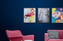 FrameSpeakers, EnergySistempresenta sus altavoces sobre lienzos
