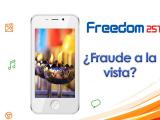 ¿Destapado el fraude del Freedom 251?