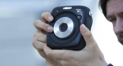 Fujifilm Instax Square SQ10, la primera cámara instantánea híbrida