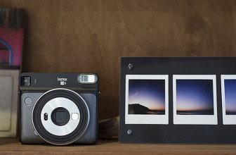 Fujifilm Instax Square SQ6, cámara instantánea analógica
