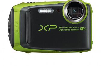 Fujifilm XP120, una cámara acuática para acompañarte en tus aventuras