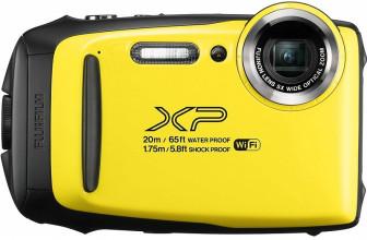Fujifilm XP130, una cámara acuática con excelente rendimiento